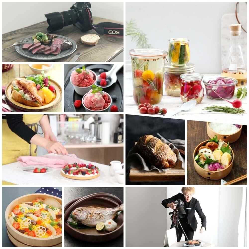 料理写真通信講座の様子 その2